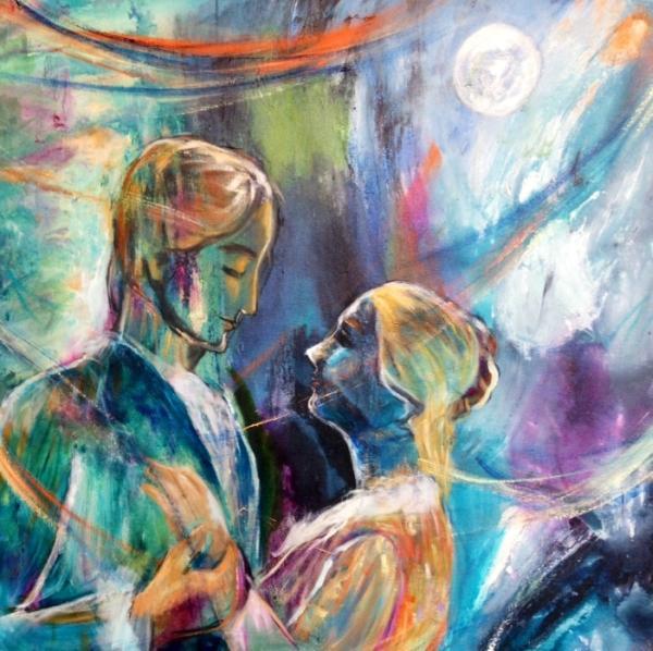 Dançando ao Luar