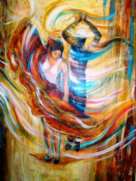 Dança Flamenca