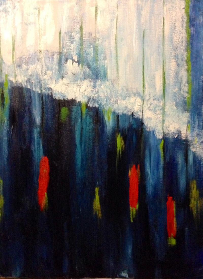 Inverno em Abstrato