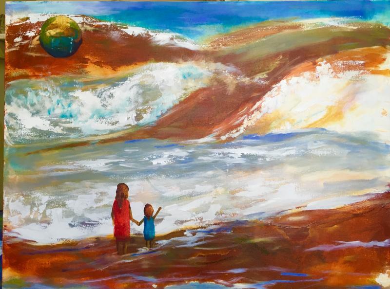 E A Lama Chegou ao Mar