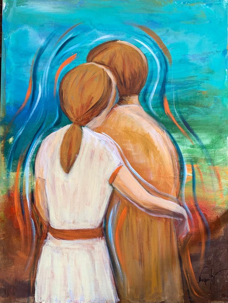 O poder do abraço 11