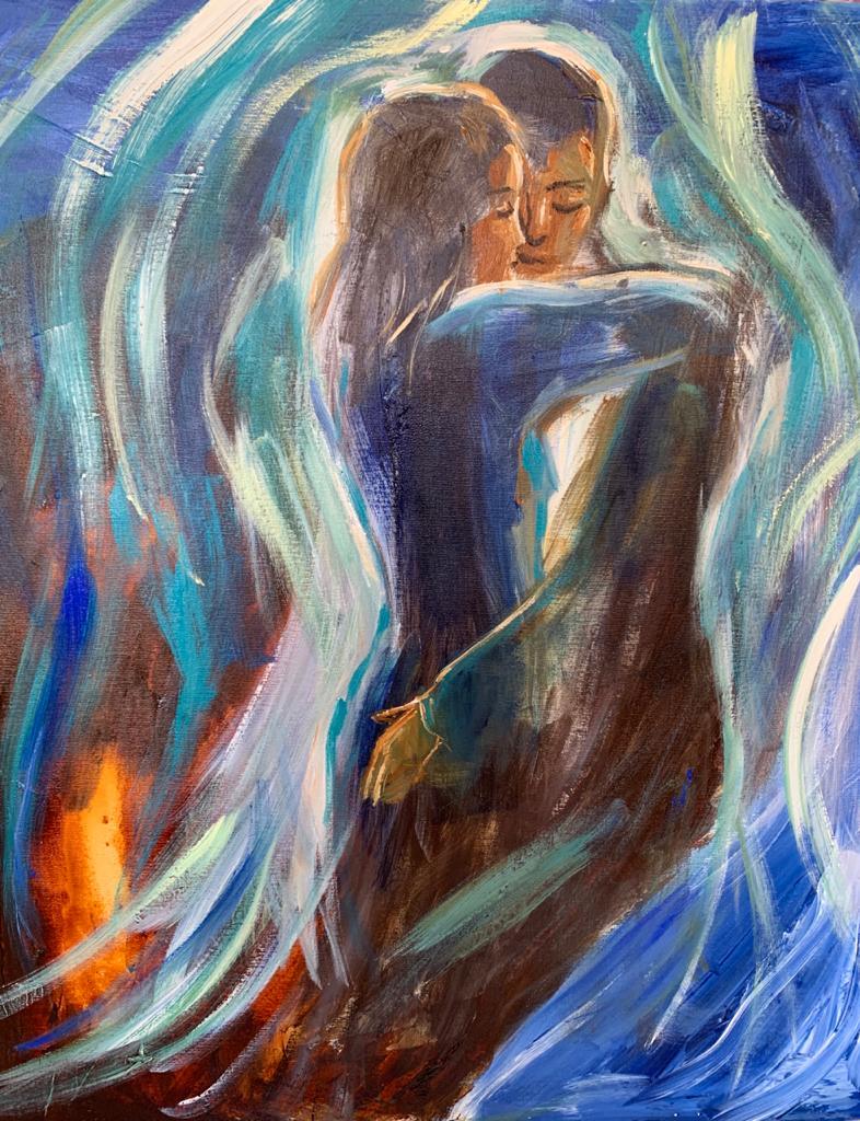 O poder do abraço 8