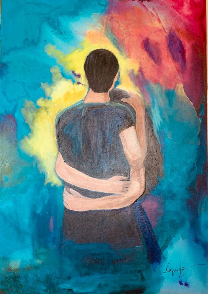 O poder do abraço 0